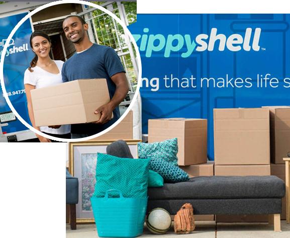 Zippy Shell Family Moving