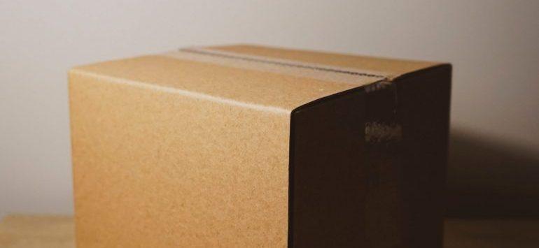 moving supplies Northern VA- A moving box
