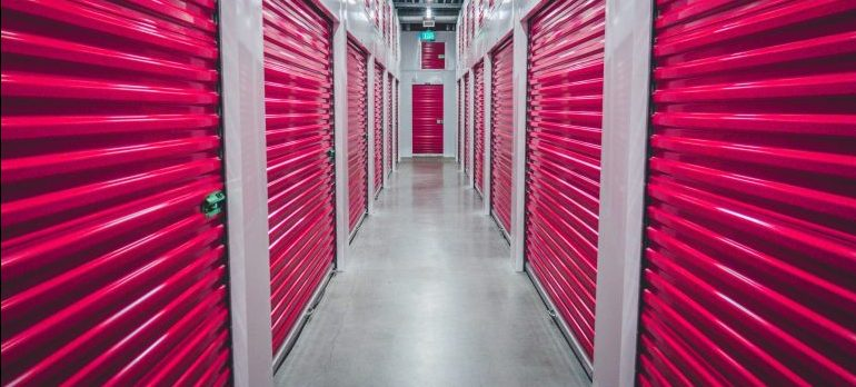 moving supplies Northern VA- storage units