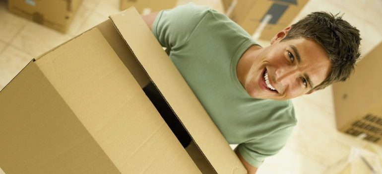 Residential movers in Northern VA
