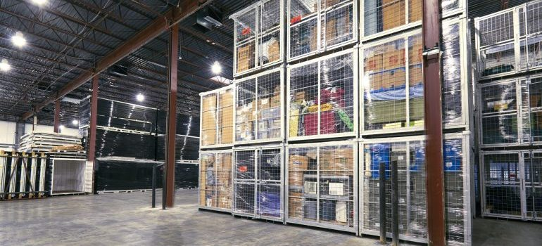 storage facilities Arlington VA