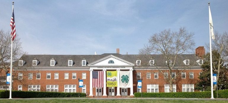 National 4-H Youth Conference Center in Chevy Chase