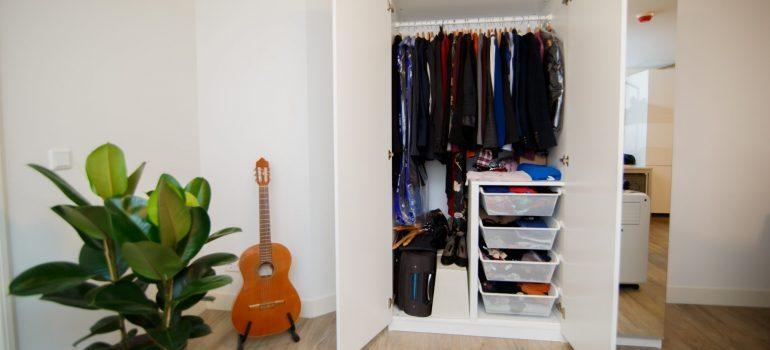 image of a wardrobe