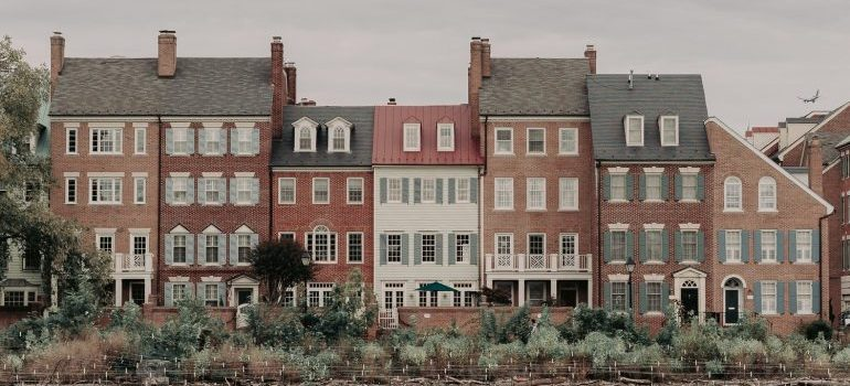 city Alexandria in Virginia