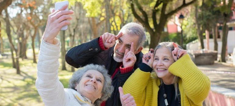 Northern Virginia places for seniors