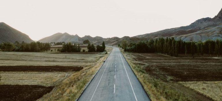 Virginia roadside